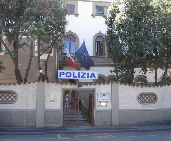 Il commissariato di Empoli (foto gonews.it)