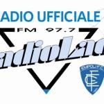 Empoli Calcio Milan-Empoli su Radio Lady. Pre-gara dalle 14,15, poi la radiocronaca e le interviste