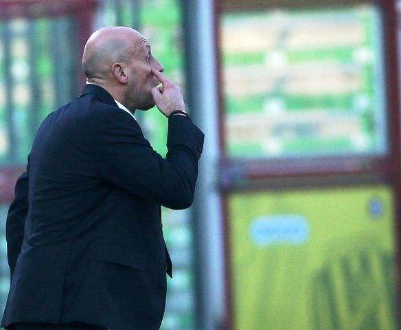 Di Carlo (foto dalla pagina Facebook ufficiale del Cesena)