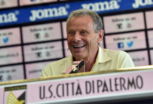 Maurizio Zamparini (foto da Twitter)
