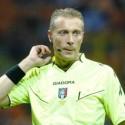 L'arbitro Paolo Valeri di Roma2