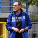 Maurizio Sarri (foto Empolichannel)