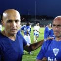 Luciano Spalletti con Giovanni Martusciello (foto Empolichannel.it)