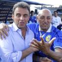 Carmine Esposito insieme a Fabrizio Corsi (foto Empolichannel.it)