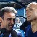 Fabrizio Corsi e Luciano Spalletti (foto Empolichannel.it)