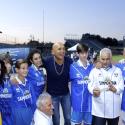 Luciano Spalletti insieme alla famiglia Esposito (foto Empolichannel.it)