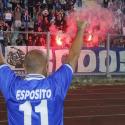 Carmine Esposito l'ultima volta sotto la Maratona (foto Empolichannel.it)