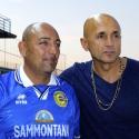 Luciano Spalletti e Carmine Esposito (foto Empolichannel.it)