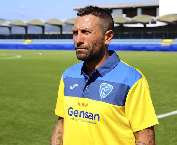 Antonio Buscè (foto Empolichannel.it)