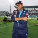 L'allenatore del Napoli, Maurizio Sarri (foto Empolichannel.it)