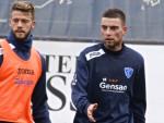 Empoli Calcio Dal campo: torna in gruppo anche Cosic. Assente solo Mchedlidze, non ci sarà contro l'Udinese