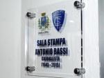 """Empoli Calcio La sala stampa intitolata ad Antonio Bassi. L'assessore Biuzzi: """"Un gesto doveroso"""""""