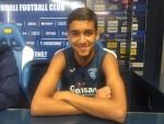 """Empoli Calcio Matheus Pereira: """"Essere in Italia è un sogno, spero di crescere e migliorare"""""""