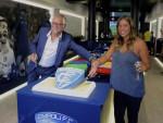 Empoli Calcio Inaugurato il nuovo Empoli Store in piazza della Vittoria: le maglie da gara 2016/2017 in vendita dalle 22 di stasera