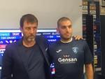 """Empoli Calcio Guido Marilungo: """"Un anno fa non ero pronto, stavolta sì. Trattativa lampo, ho accettato subito"""""""