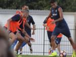 Empoli Calcio Bellusci rientra in gruppo, si ferma Jose Mauri. Il punto alla ripresa degli allenamenti