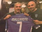 """Empoli Calcio Massimo Giletti, il suo Empoli-Juve è un derby: """"L'azienda di mio padre è sponsor degli azzurri, ma tifo per i bianconeri"""""""