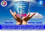 Empoli Calcio Inizia l'avventura delle Empoli Ladies: con 20 euro ci si abbona per tutta la stagione. Sconti per gli abbonati azzurri