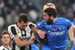 Empoli Calcio L'Empoli esce sconfitto 2-0 dallo Stadium: buona prova degli azzurri, condannati dall'autorete di Skorupski e Alex Sandro