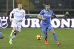 """Empoli Calcio Rade Krunic: """"Contento per il gol alla Lazio, ma l'avrei scambiato volentieri con una vittoria"""""""
