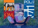 Empoli Calcio La Sfida – Sul cammino dell'Empoli c'è la Roma: giallorossi secondi in campionato, per gol fatti e reti subite