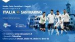 Empoli Calcio Verso Italia-San Marino al Castellani, ecco il programma di iniziative in vista dell'arrivo della Nazionale