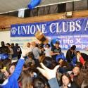 La festa della Scuola del Tifo al Palazzetto delle Esposizioni (foto gonews.it - empolichannel.it)