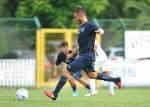 Empoli Calcio L'Empoli si ferma col Real Forte Querceta: la terza amichevole finisce 1-1