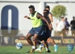 Empoli Calcio Empoli, primo allenamento per Caputo e Bennacer: ai saluti El Kaddouri, va al Paok