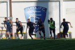 Empoli Calcio Empoli, il programma di allenamento in vista della sfida contro la Cremonese