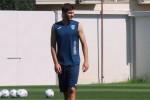 Empoli Calcio Simic si ferma in allenamento, ma non è grave. In gruppo tutti gli altri