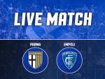 Empoli Calcio CRONACA LIVE – Simic fa 2-1 di testa, Nocciolini sbaglia il rigore: Empoli in vantaggi contro il Parma