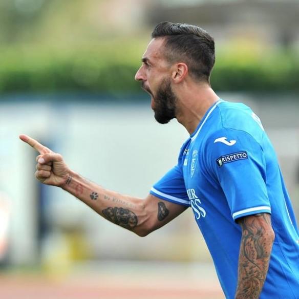 Francesco Caputo (foto Empoli F.C.)