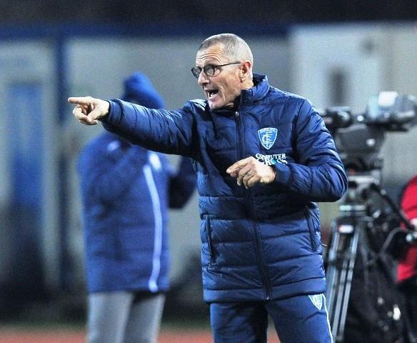 Aurelio Andreazzoli (foto Empoli F.C.)