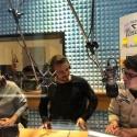 Il portiere dell'Empoli Gabriel ospite negli studi di Radio Lady per Incontro Azzurro
