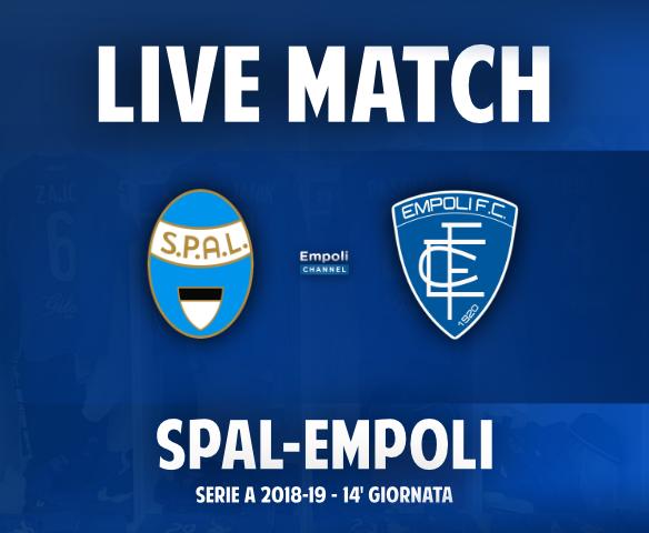 live match spal empoli