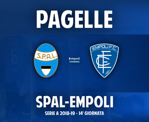spal empoli pagelle