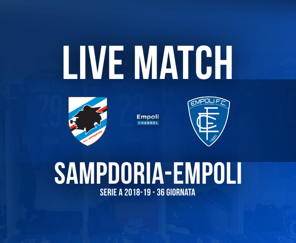 live match sampdoria
